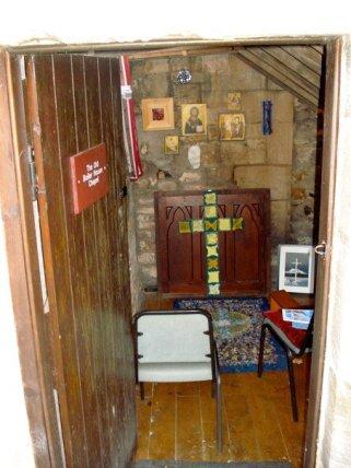 Boiler Room Chapel