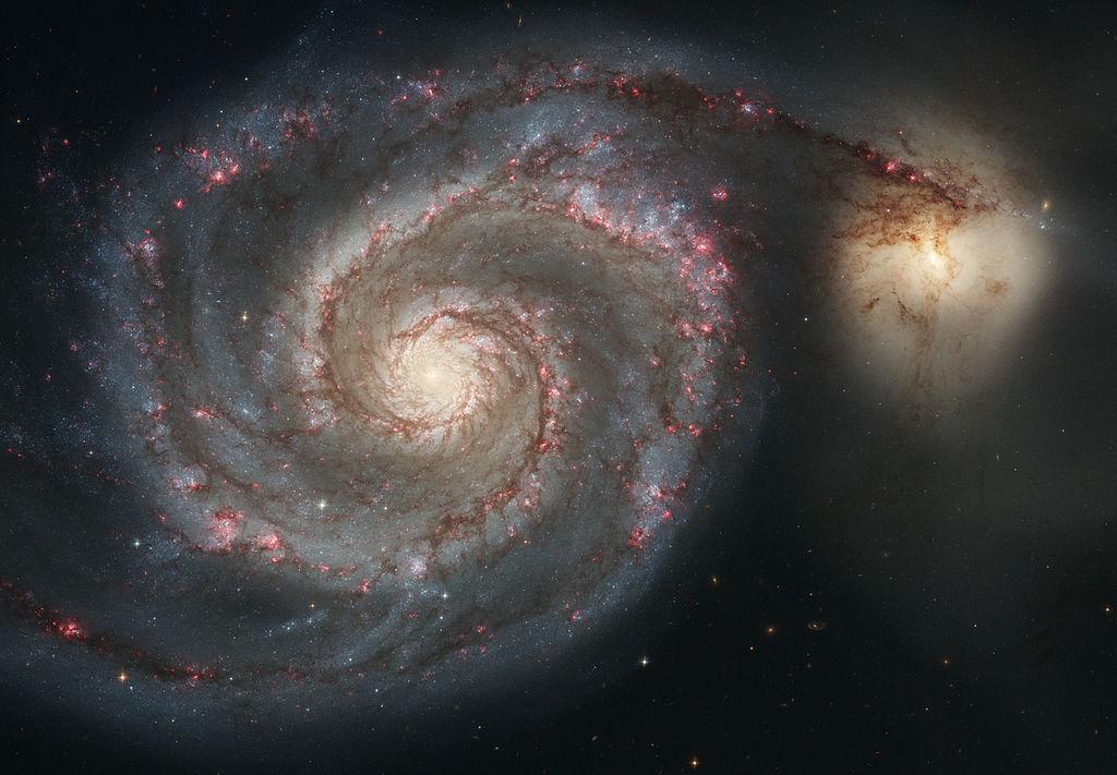 Whirlpool Galaxy