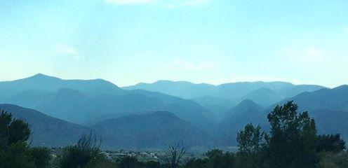 Springs Front Range in Smoke